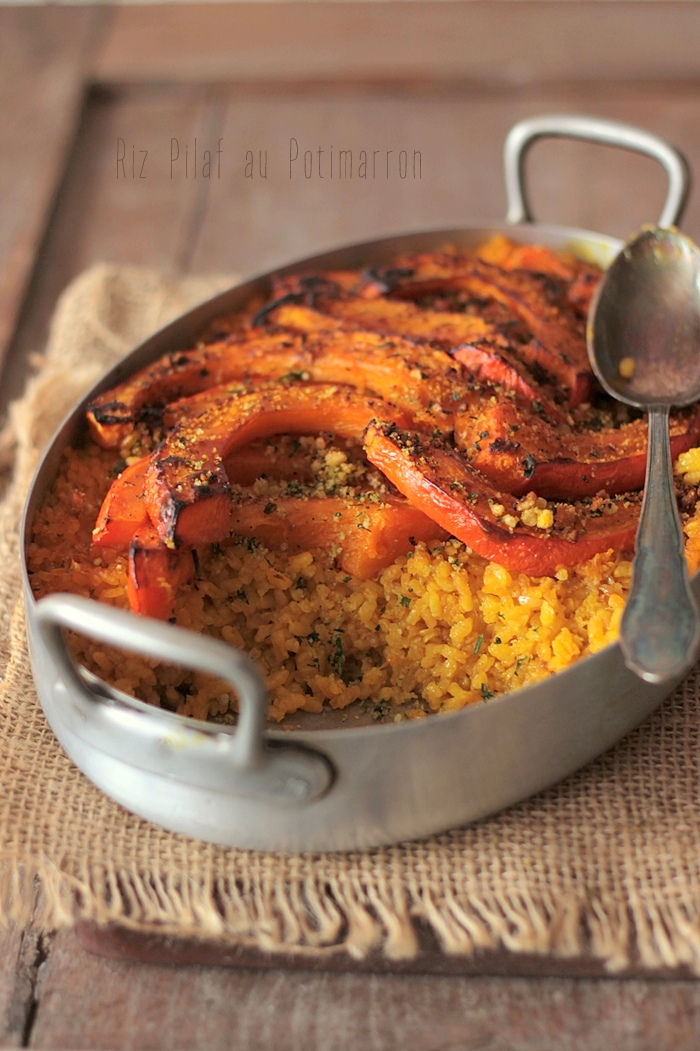 riz pilaf au potimarron (3)
