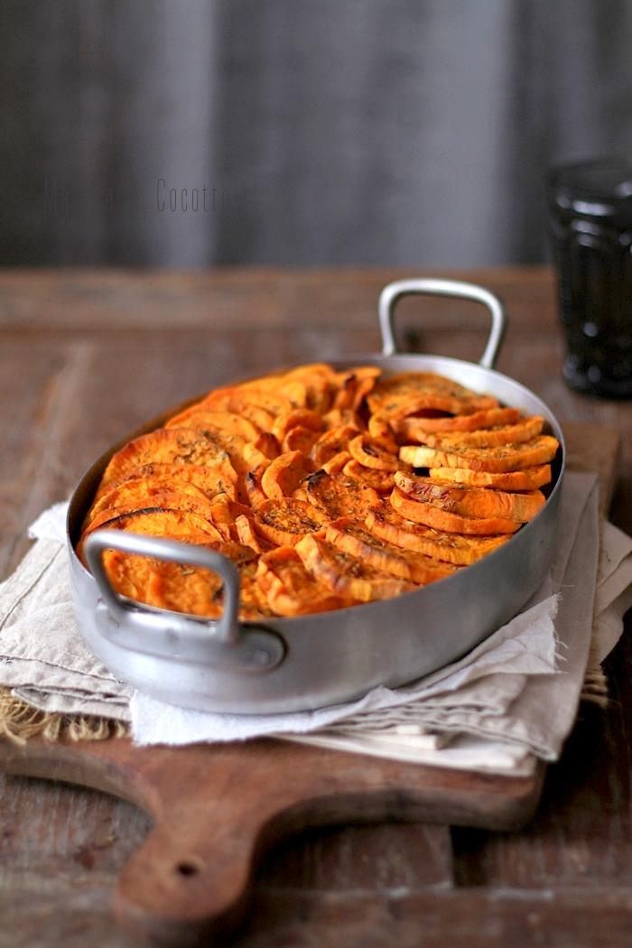 gratin de patates douces (3)