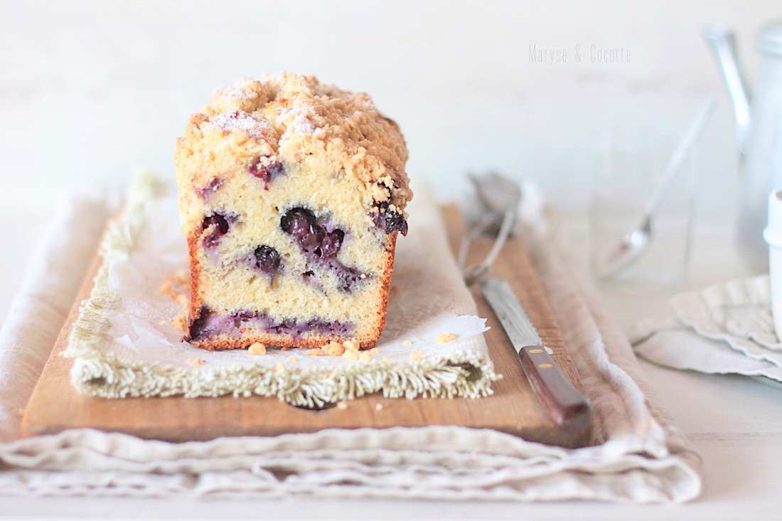 cake aux myrtilles (4)