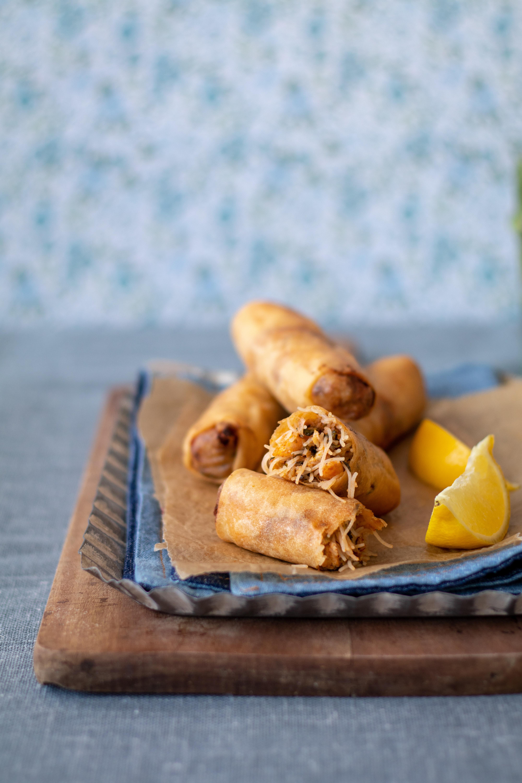 cigares crevettes & poisson (2)