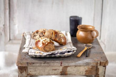 pain brioché bicolore