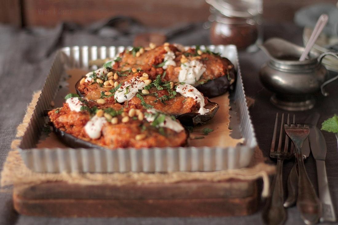 aubergines farcies au quinoa (4)