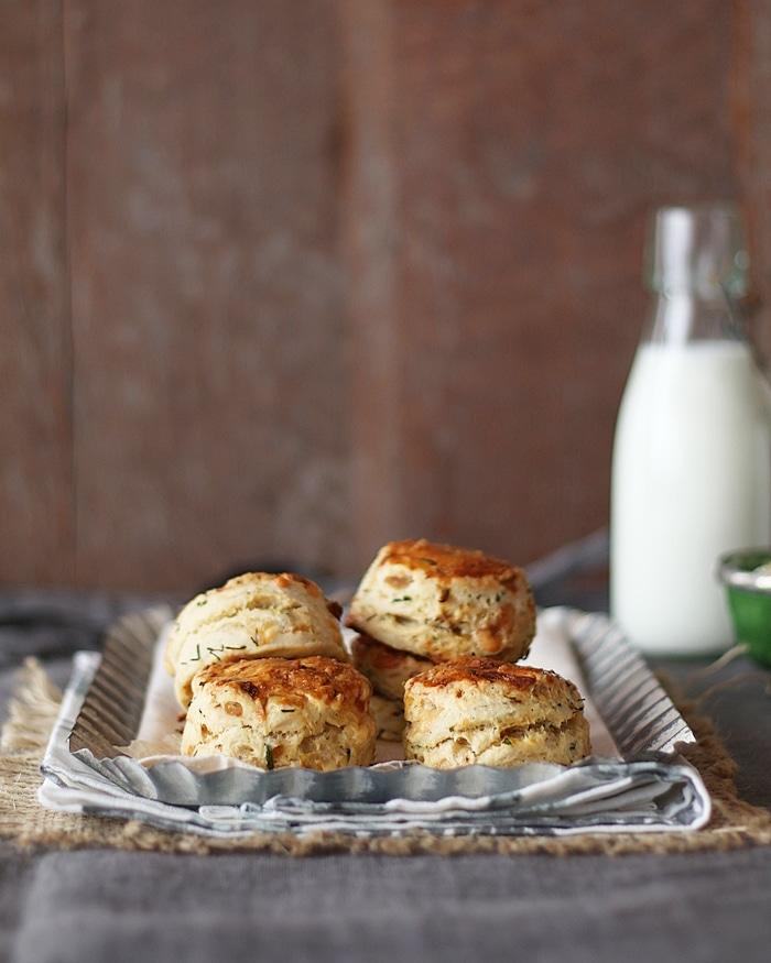 scones oignons cheddar (3)