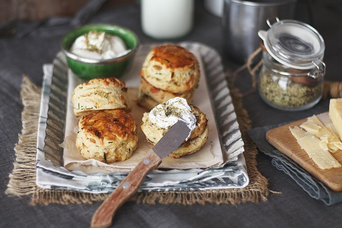 scones oignons cheddar (8)