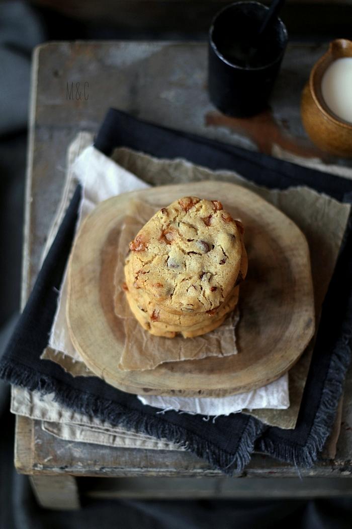 cookies pécan caramel (9)