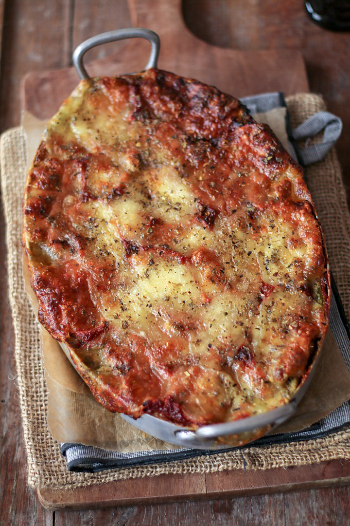 gratin d'aubergine en croûte (2)