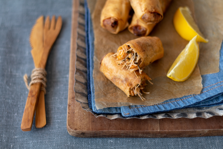 cigares crevettes & poisson (8)